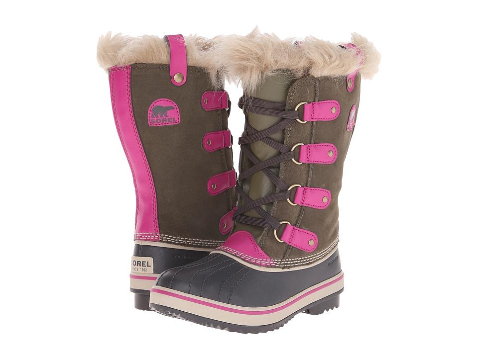SOREL Kids - Tofino (Little Kid/Big Kid) (Nori) Girls Shoes