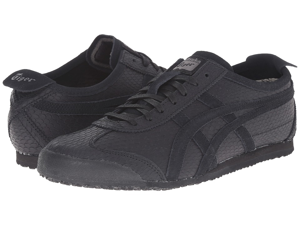Onitsuka Tiger by Asics Mexico 66 (Black/Black 2) Shoes