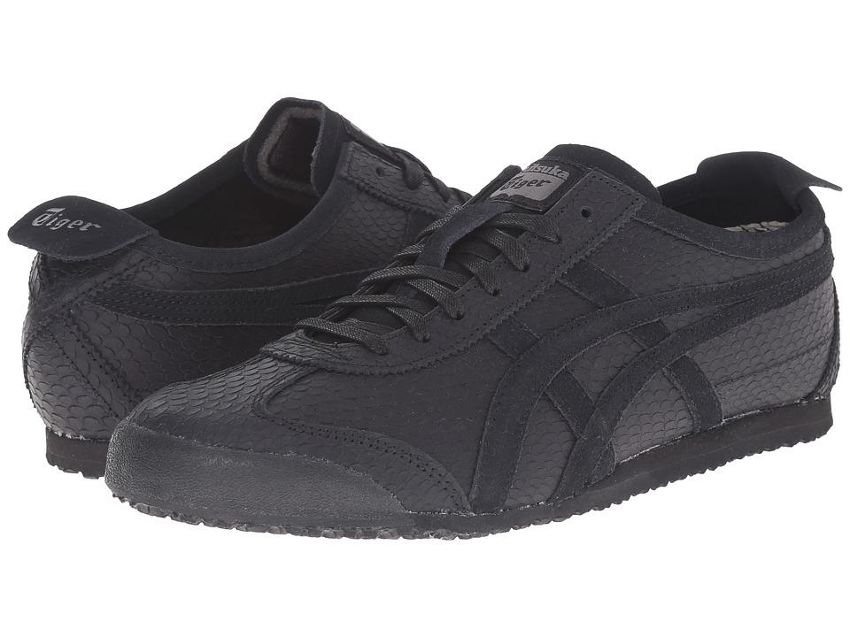 Onitsuka Tiger by Asics Mexico 66 (Black/Black 2) Shoes