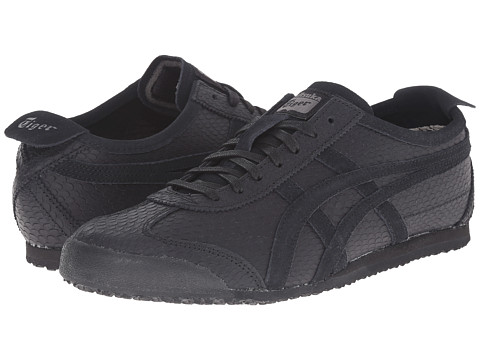 Onitsuka Tiger by Asics - Mexico 66 (Black/Black 2) Shoes