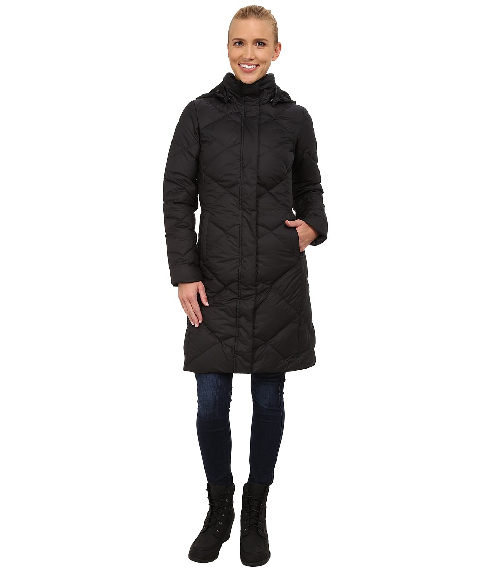 The North Face - Miss Metro Parka (TNF Black/TNF Black) Women's Coat