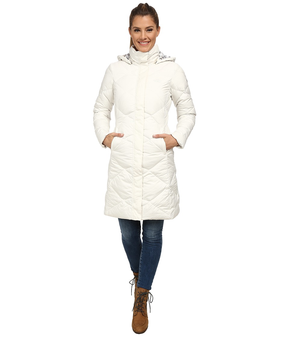 The North Face - Miss Metro Parka (Vaporous Grey) Women's Coat