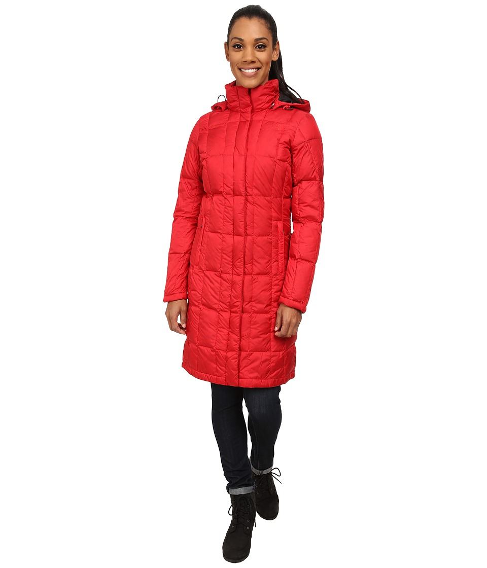 The North Face - Metropolis Parka (TNF Red/TNF Red (Prior Season)) Women's Coat plus size,  plus size fashion plus size appare