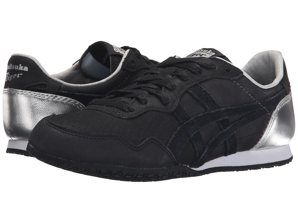 Onitsuka Tiger by Asics - Serrano (Black/Black 2) Classic Shoes