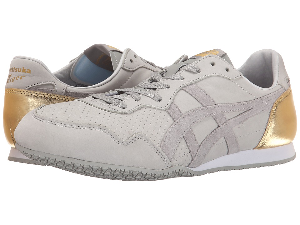 Onitsuka Tiger by Asics - Serrano (Light Grey/Light Grey) Classic Shoes