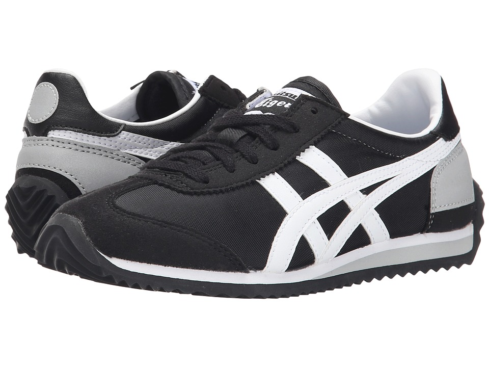 Onitsuka Tiger Kids by Asics - California 78 (Toddler/Little Kid) (Black/White) Boys Shoes