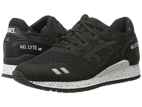 Onitsuka Tiger by Asics - Gel-Lyte III NS (Black/Black) Men