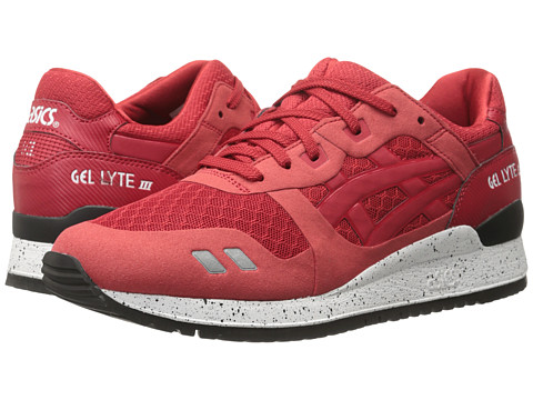 Onitsuka Tiger by Asics - Gel-Lyte III NS (Red/Red) Men