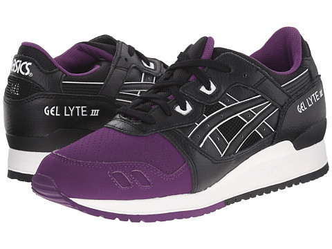Onitsuka Tiger by Asics - Gel-Lyte III (Purple/Black) Classic Shoes