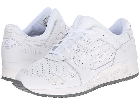 Onitsuka Tiger by Asics - Gel-Lyte III (White/White) Classic Shoes