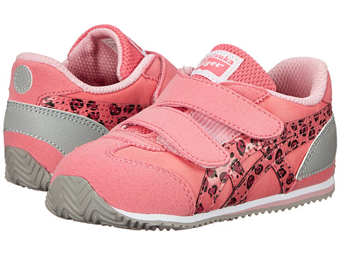 Onitsuka Tiger Kids by Asics - California 78 (Toddler) (Pink/Pink Leopard) Girls Shoes