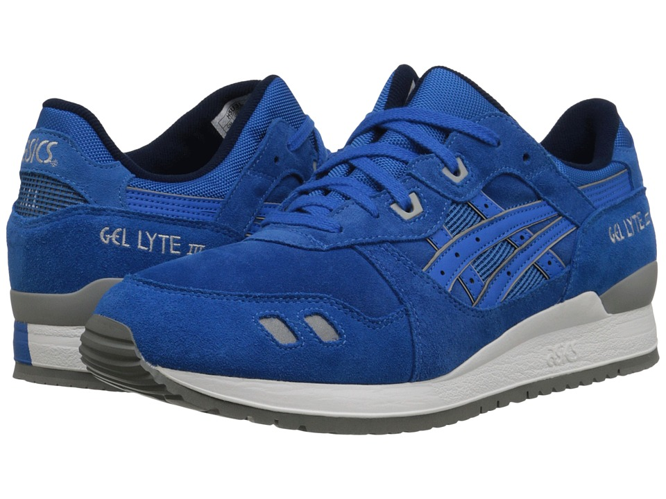 Onitsuka Tiger by Asics - Gel-Lyte III (Mid Blue/Mid Blue) Classic Shoes