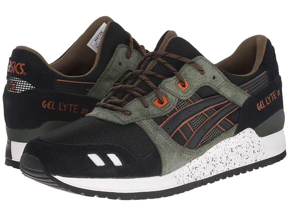 Onitsuka Tiger by Asics - Gel-Lyte III (Black/Black 4) Classic Shoes