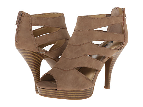 Kenneth Cole Unlisted - Real Time (Bark PU) High Heels