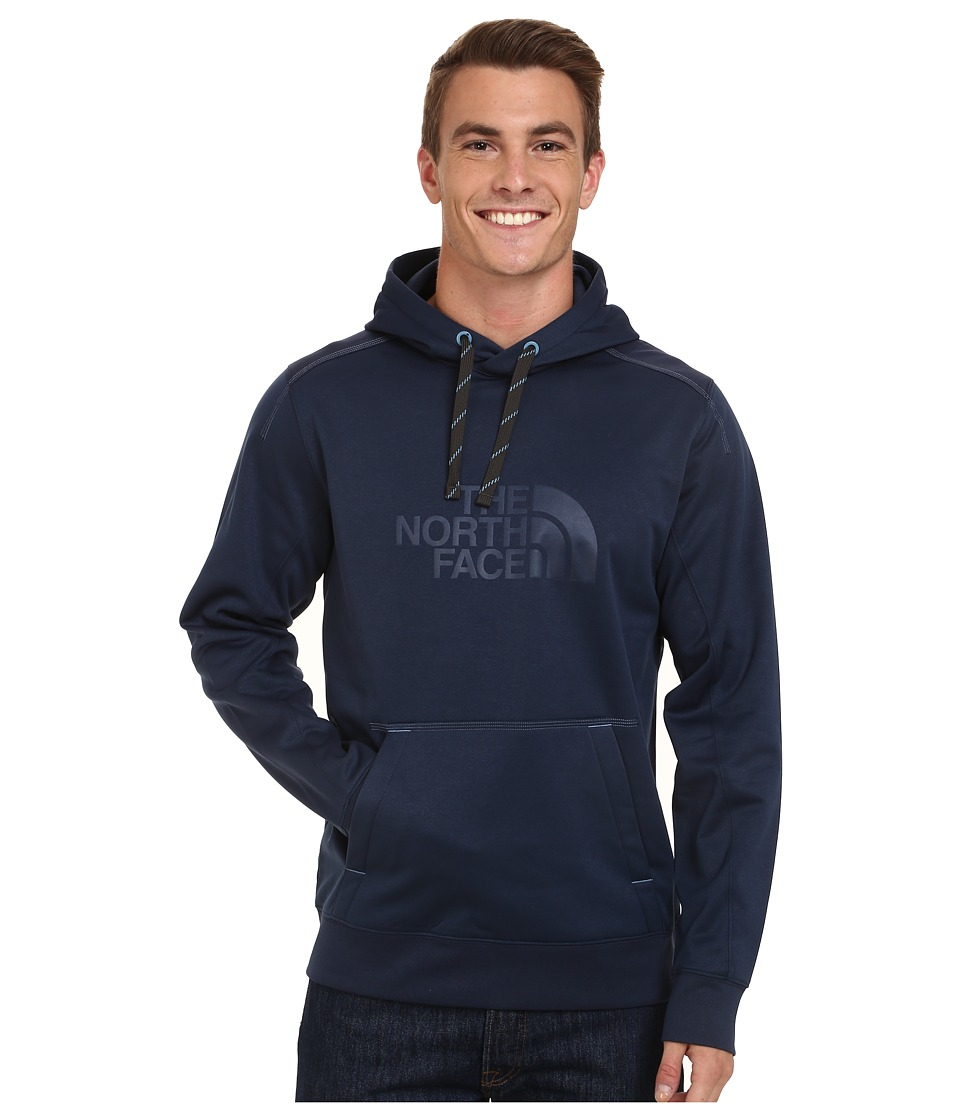 The North Face - Ampere Pullover Hoodie (Cosmic Blue) Men's Long Sleeve Pullover
