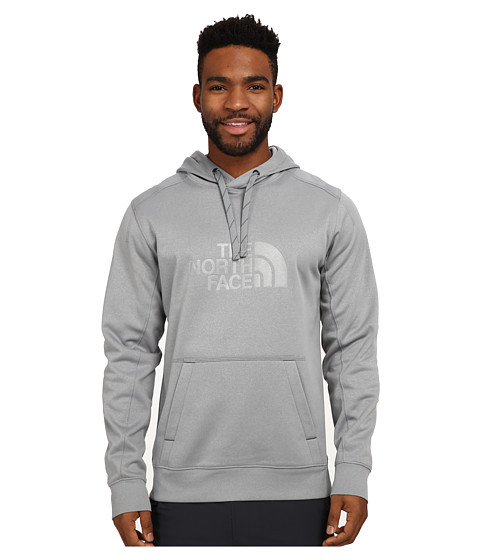The North Face - Ampere Pullover Hoodie (Monument Grey) Men