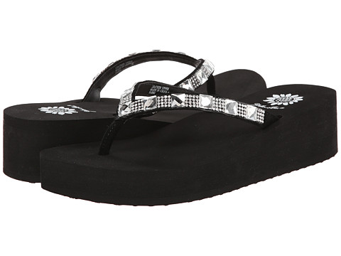 Yellow Box - Sabbi (Clear) Women's Sandals