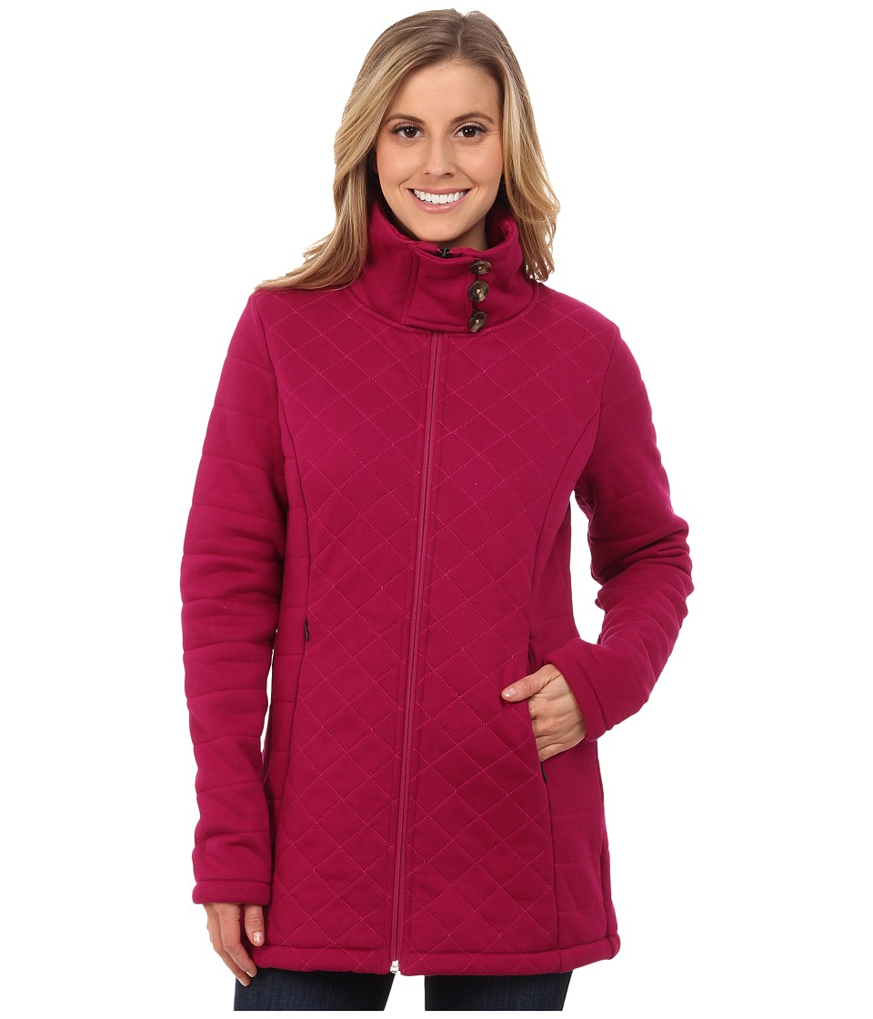 The North Face - Caroluna Jacket (Dramatic Plum) Women's Coat
