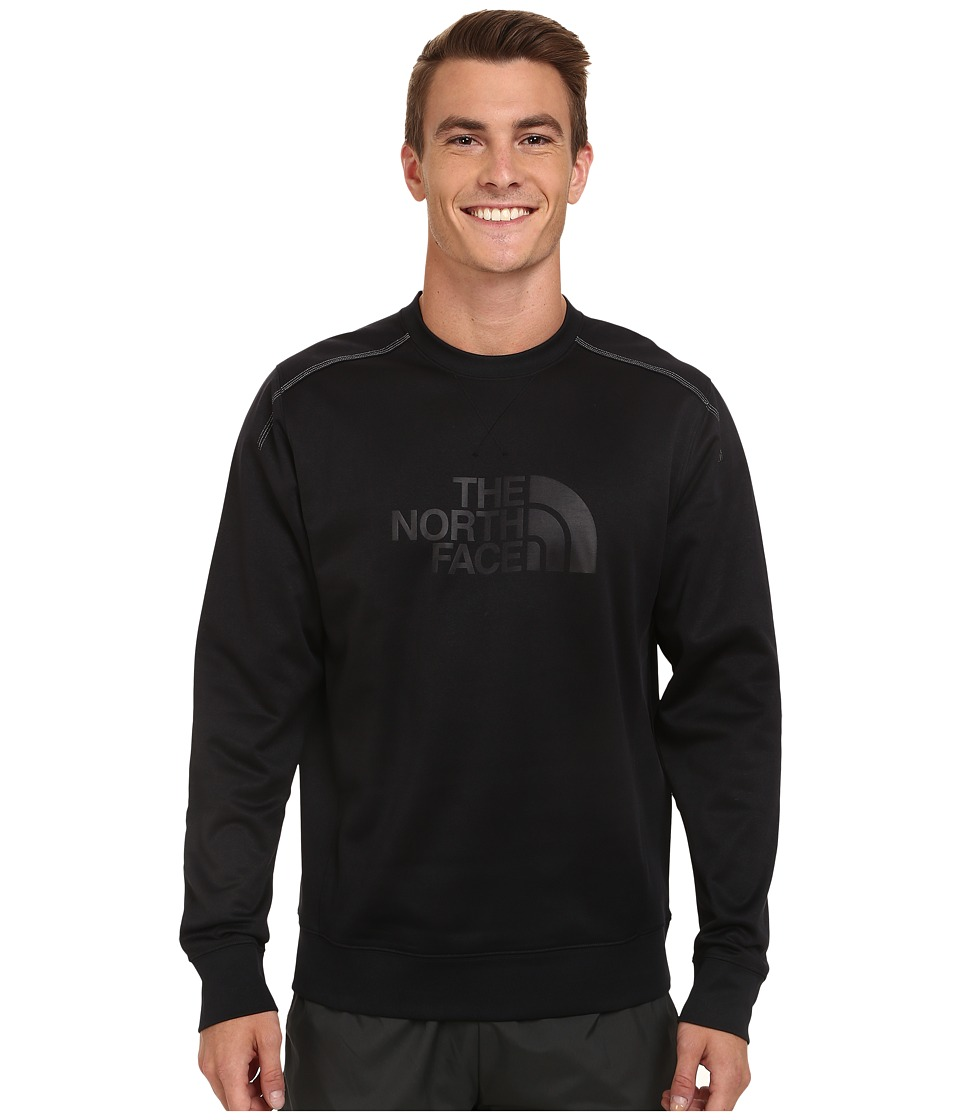 The North Face - Ampere Crew Sweatshirt (TNF Black) Men's Sweatshirt