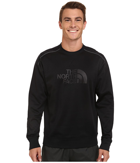 The North Face - Ampere Crew Sweatshirt (TNF Black) Men