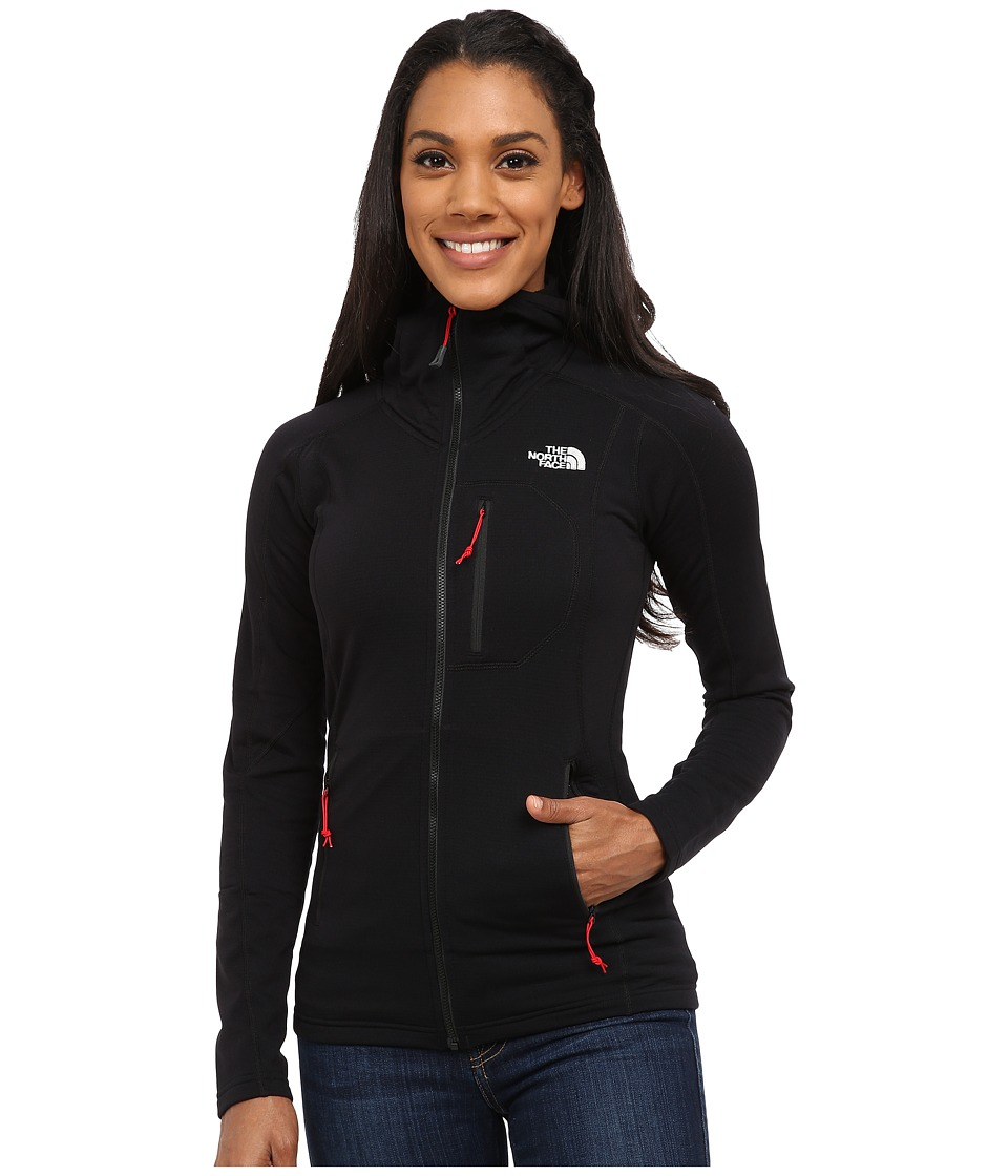 The North Face - Incipient Hooded Jacket (TNF Black) Women's Coat