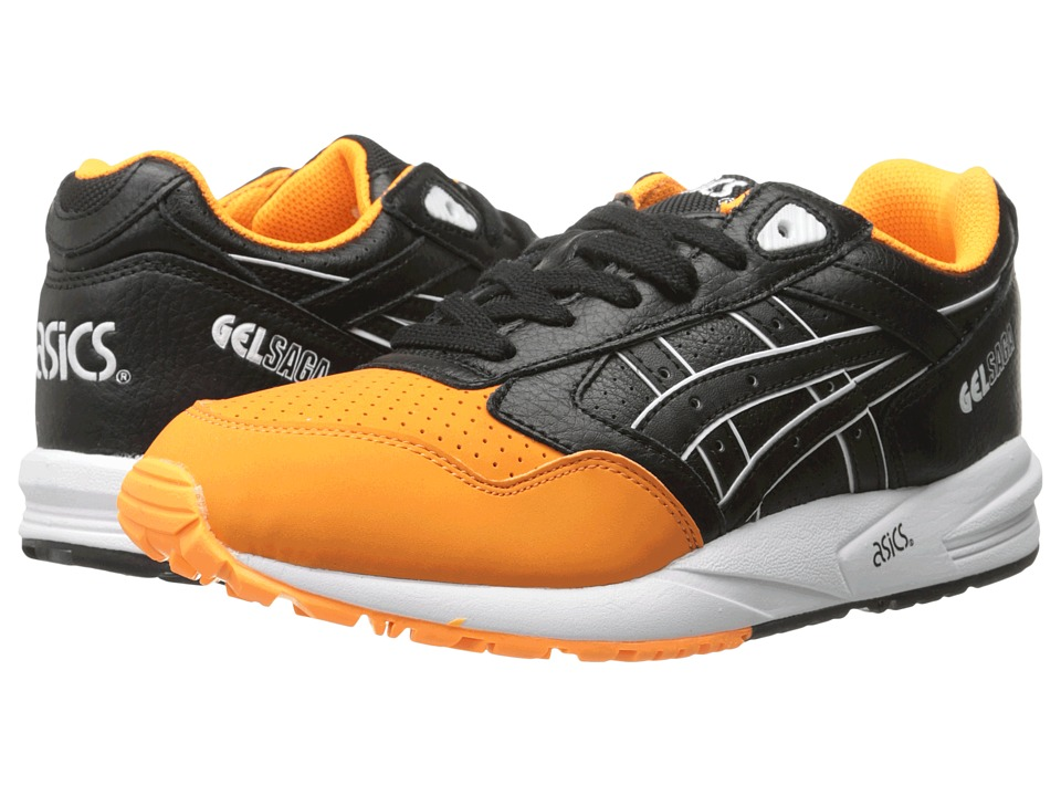 Onitsuka Tiger by Asics - Gel-Saga (Orange Pop/Black) Men