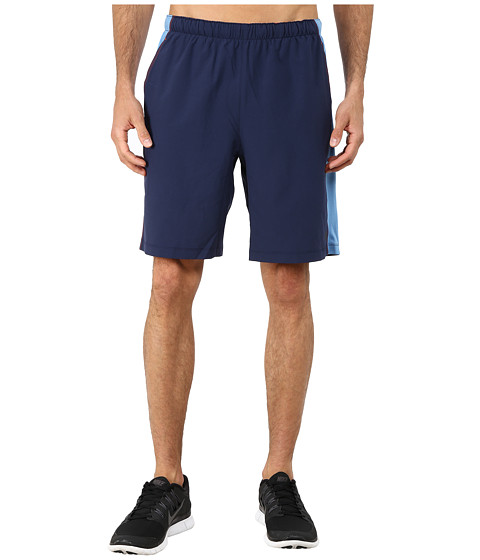 The North Face - Ampere Dual Short (Cosmic Blue/Parisian Blue) Men's Shorts
