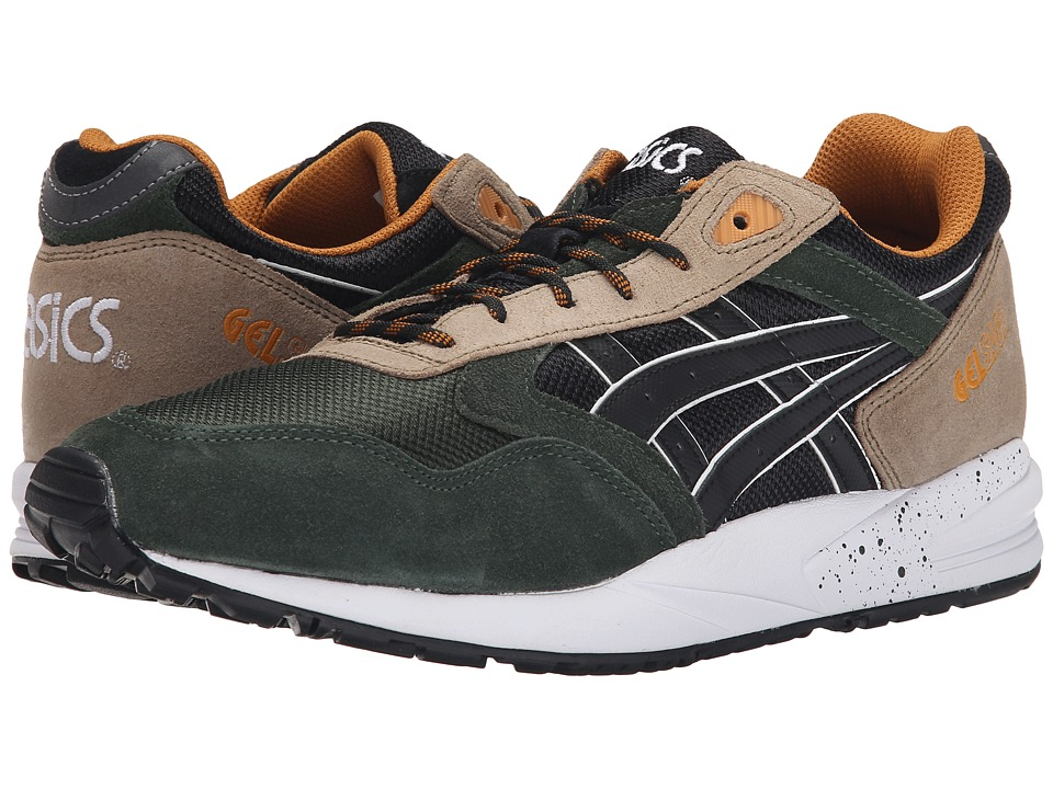 Onitsuka Tiger by Asics - Gel-Saga (Black/Black 2) Men's Shoes