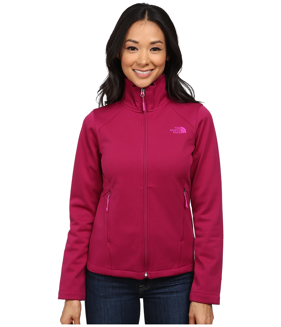 The North Face - Canyonwall Jacket (Dramatic Plum/Dramatic Plum) Women's Sweatshirt