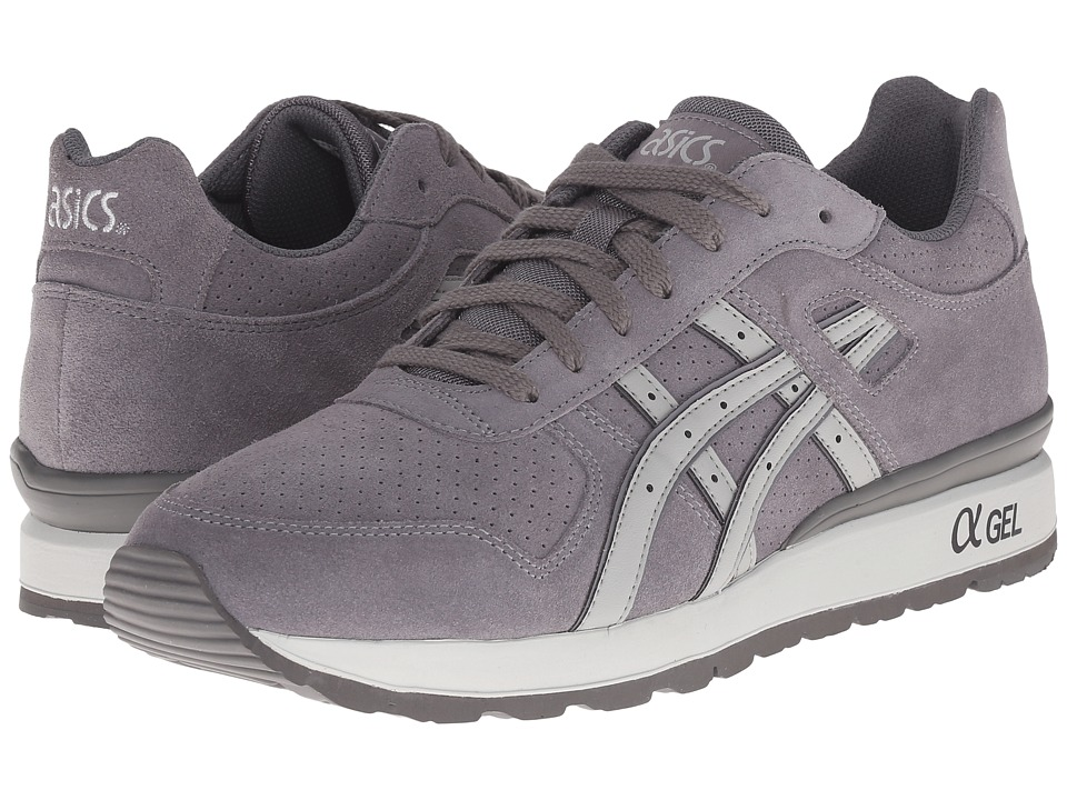 Onitsuka Tiger by Asics - GT-II (Grey/Light Grey) Men's Lace up casual Shoes