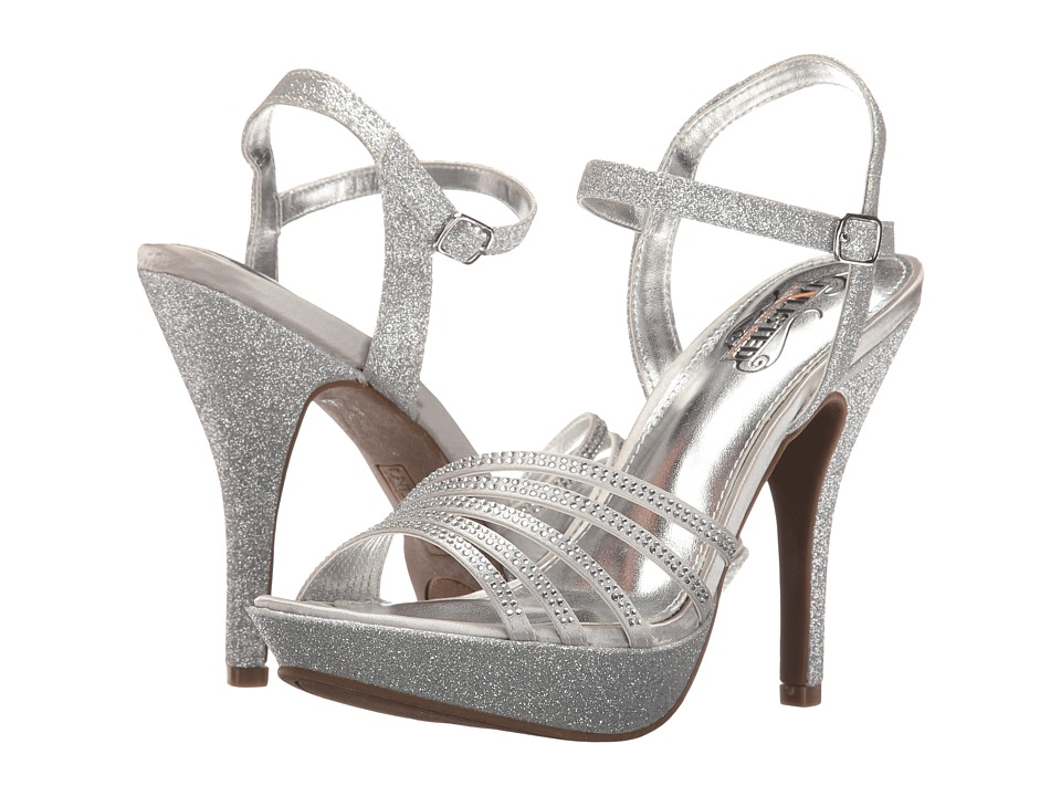 Kenneth Cole Unlisted - My Hour (Silver Glitter) Women's Shoes