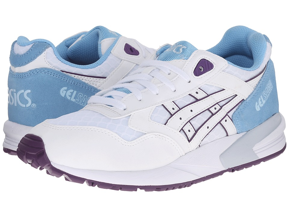 ASICS Tiger - Gel-Saga (White/White) Women