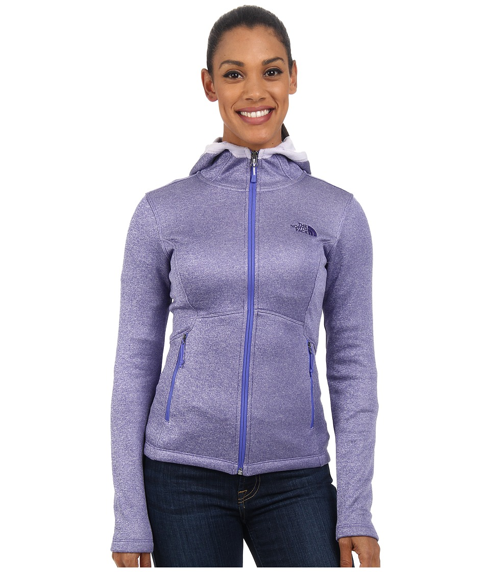 The North Face Agave Hoodie (Starry Purple Heather) Women