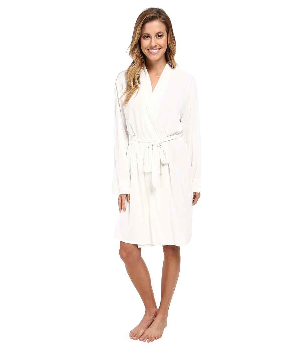 Natori - Negligee Basic Wrap (Ivory) Women