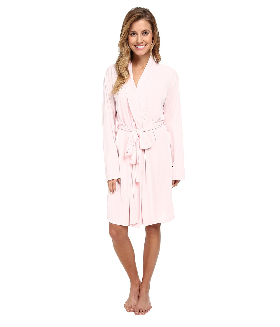 Natori - Negligee Basic Wrap (Blush) Women's Robe