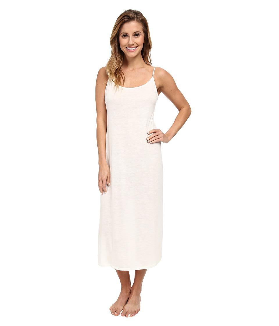 Natori - Shangri-La Gown (Ivory) Women's Pajama