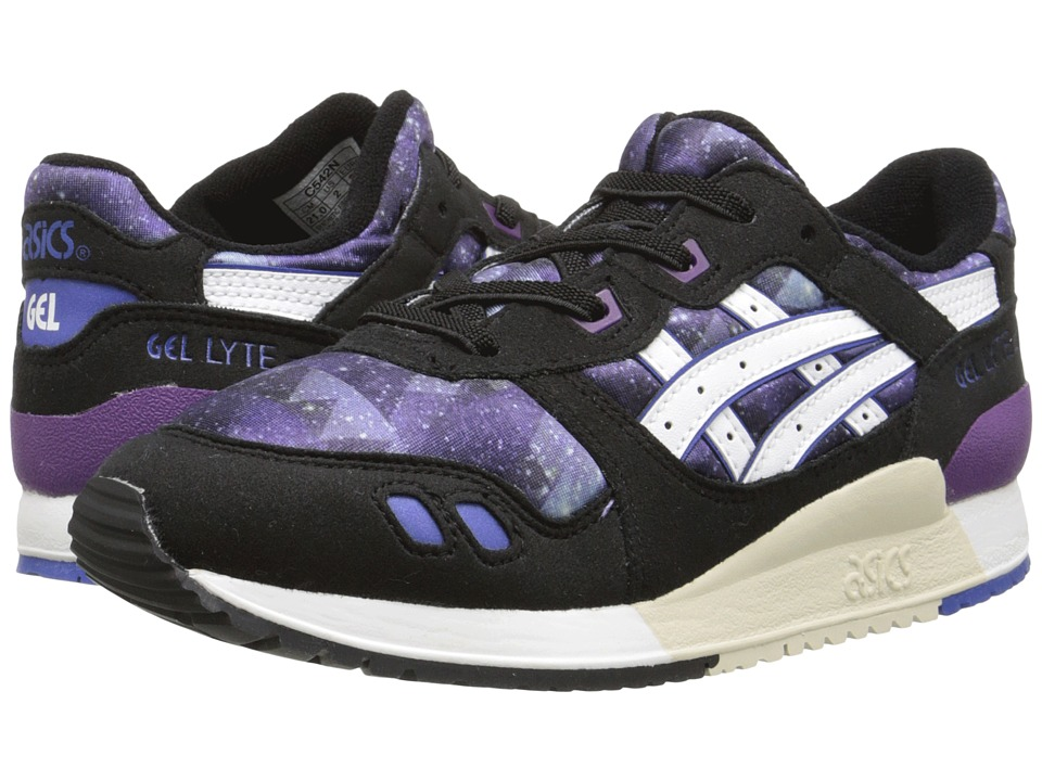 Onitsuka Tiger Kids by Asics - Gel-Lyte III (Toddler/Little Kid) (Monaco Blue/White) Girls Shoes