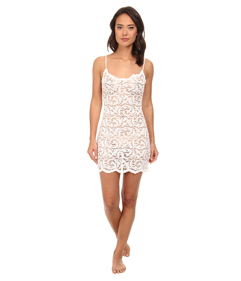 Natori - Boudoir - All Over Lace Chemise (Ivory) Women