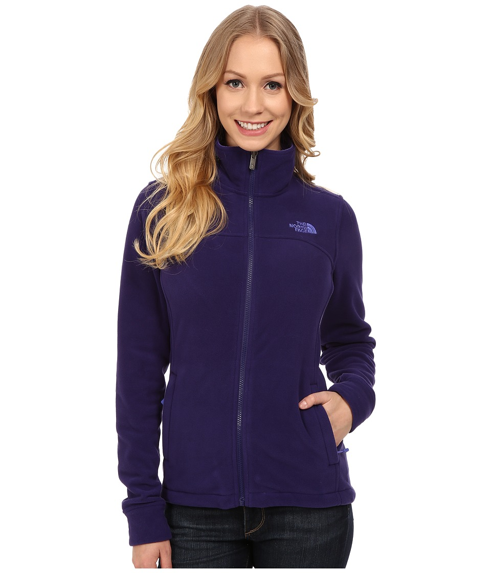 The North Face - Pumori Wind Jacket (Garnet Purple) Women's Coat