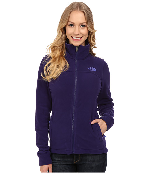 The North Face - Pumori Wind Jacket (Garnet Purple) Women