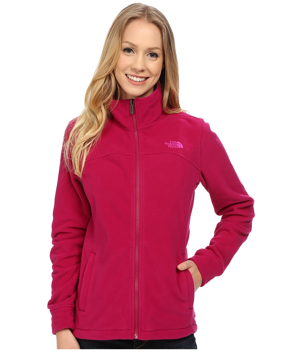 The North Face - Pumori Wind Jacket (Dramatic Plum) Women's Coat