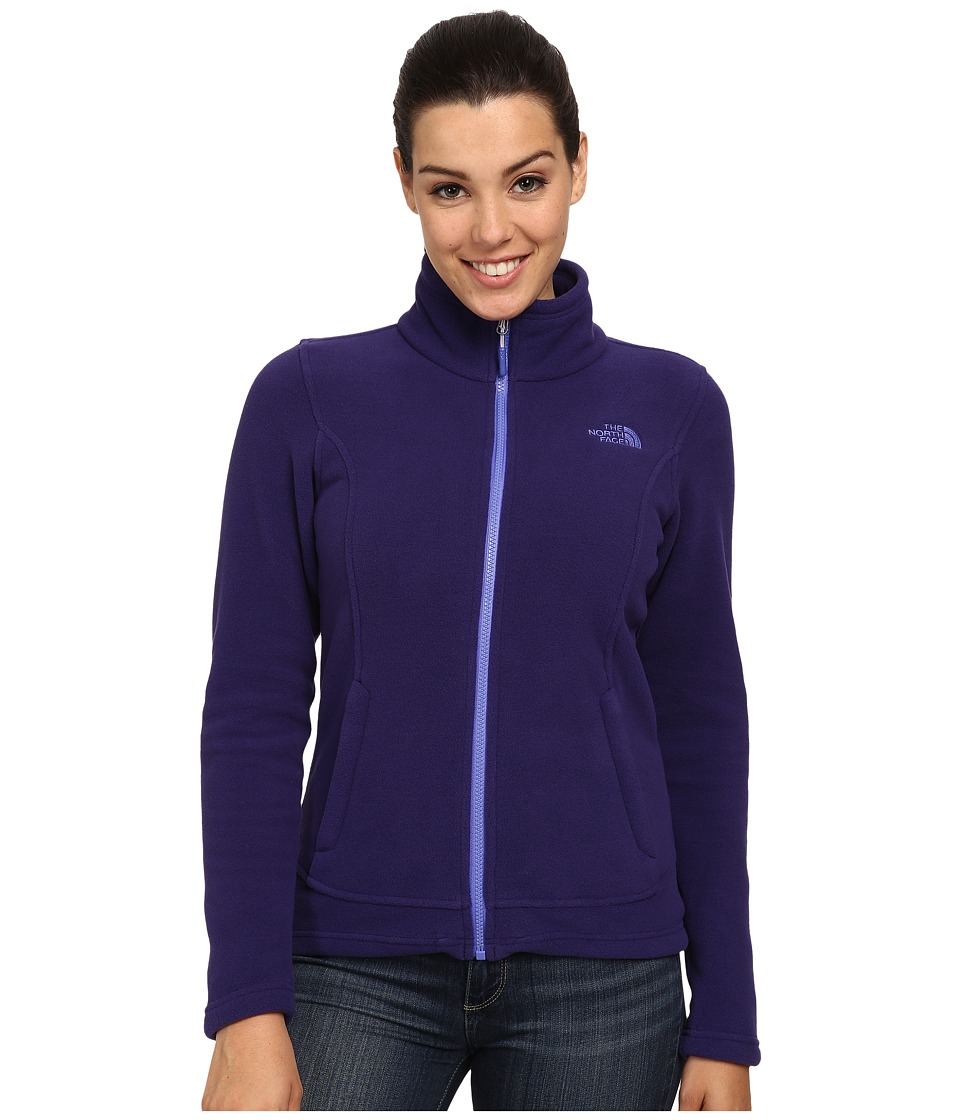 The North Face - Khumbu Jacket (Garnet Purple/Garnet Purple) Women's Coat