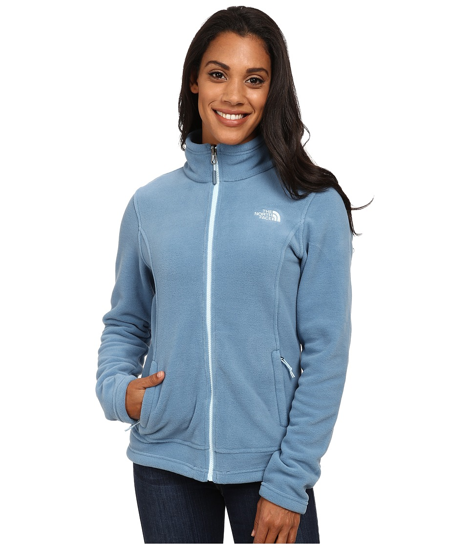 The North Face - Khumbu Jacket (Cool Blue/Cool Blue) Women's Coat