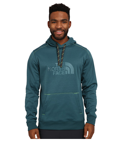 The North Face - Ampere Pullover Hoodie (Depth Green) Men