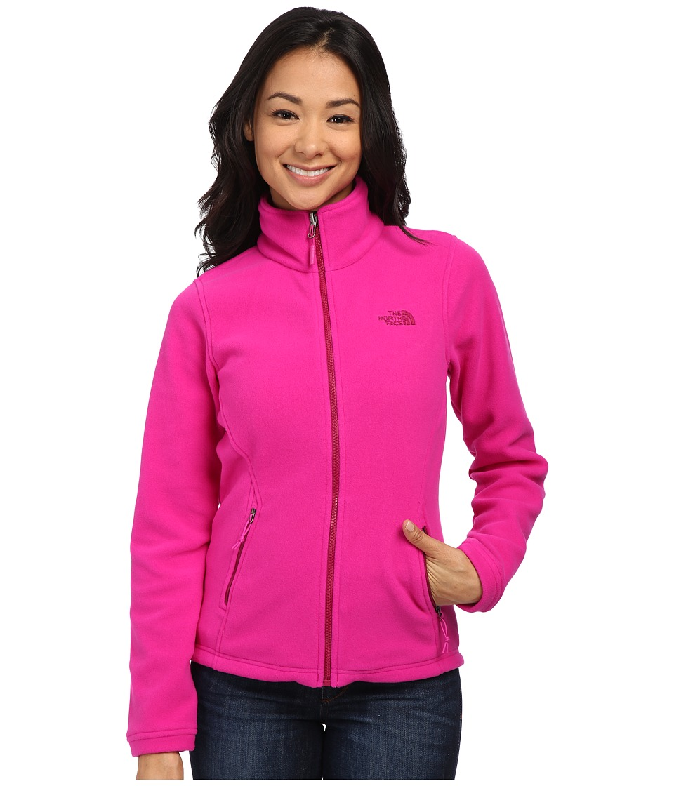 The North Face - Palmeri Jacket (Luminous Pink) Women's Coat