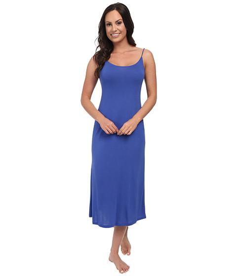 Natori - Shangri-La Gown (Island Blue) Women's Pajama
