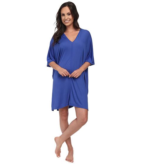 Natori - Shangri-La Tunic (Island Blue) Women's Pajama