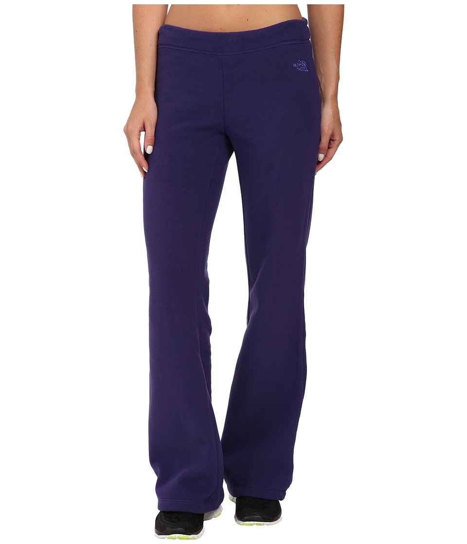 The North Face - TKA 100 Pants (Garnet Purple) Women's Casual Pants
