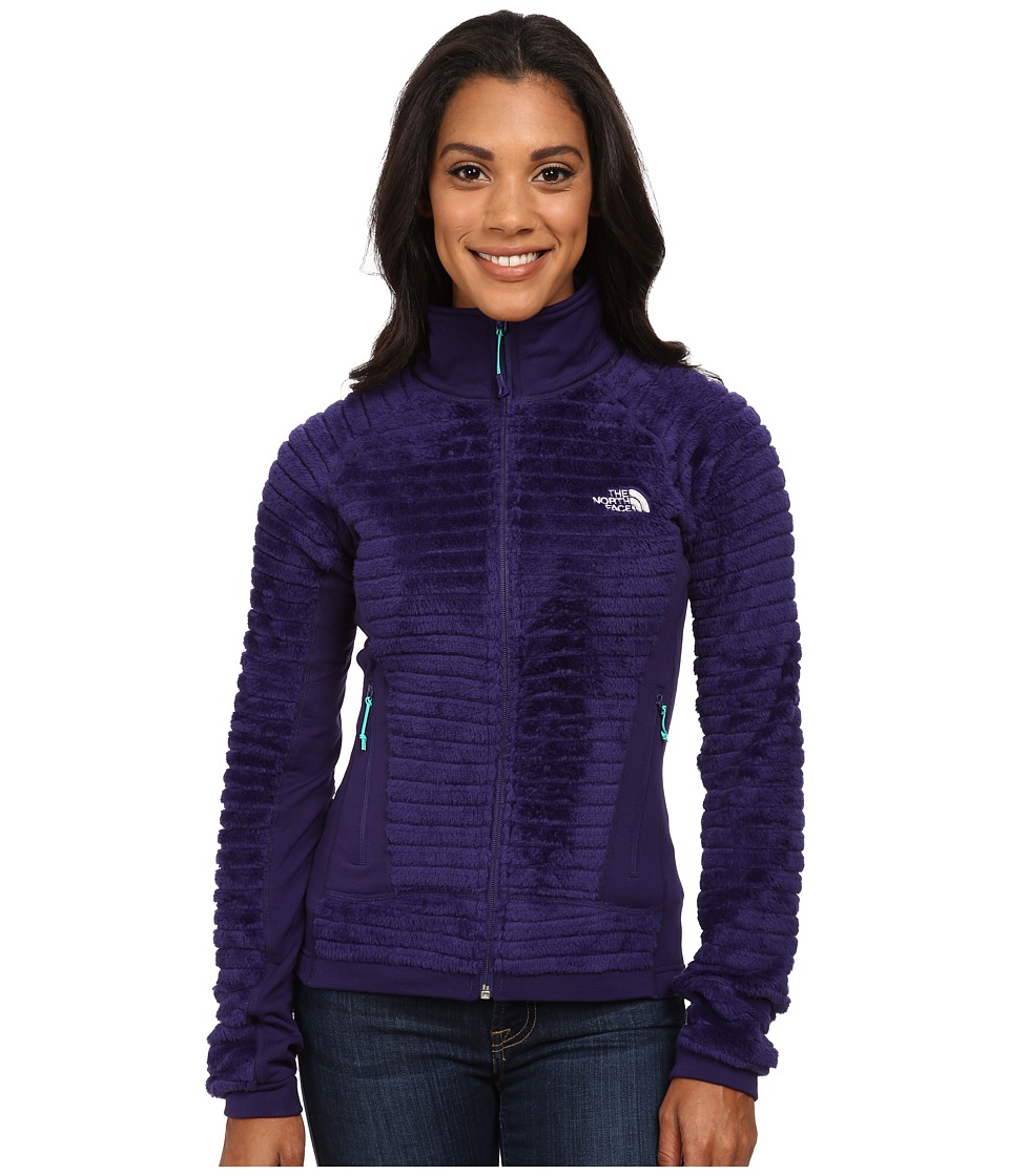 The North Face - Radium Hi-Loft Jacket (Garnet Purple) Women's Coat