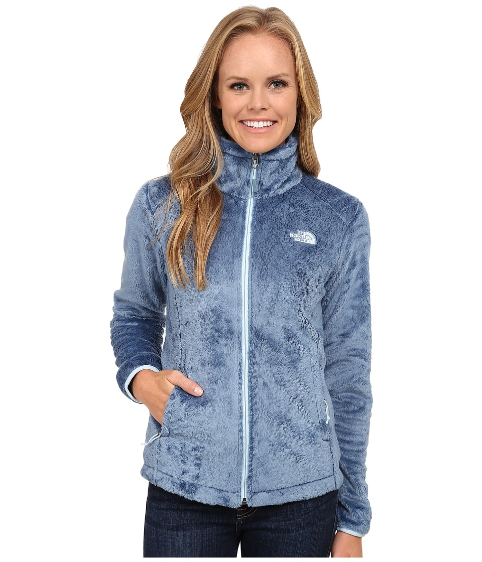 The North Face - Osito 2 Jacket (Cool Blue) Women's Coat